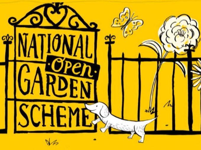 National Garden Scheme 2019/
